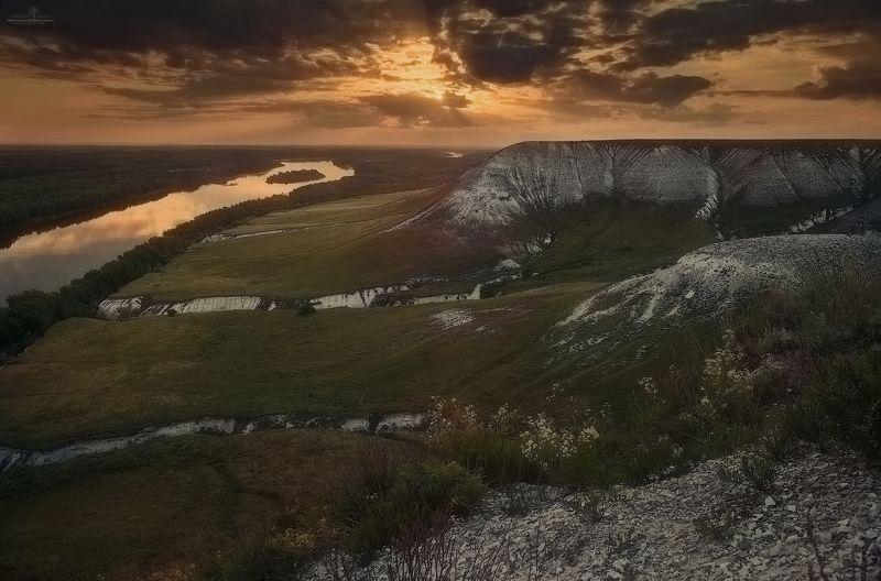 меловые горы Парк мелового периодаphoto preview