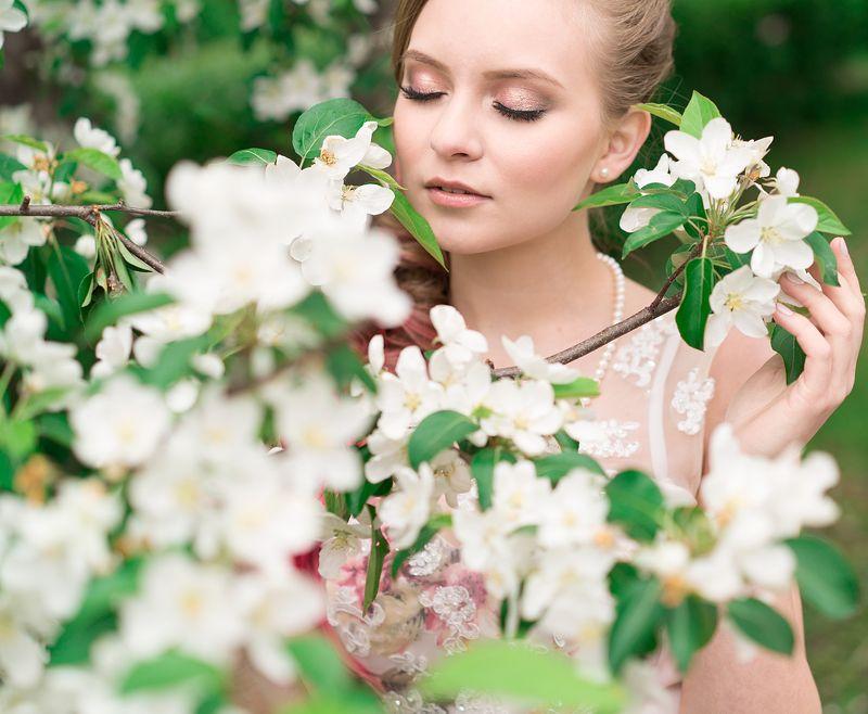 весна, цветы, нежность Викторияphoto preview