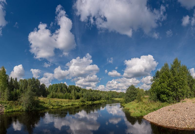 великий двор,вологодчина,кема,север,лето, Лето.photo preview