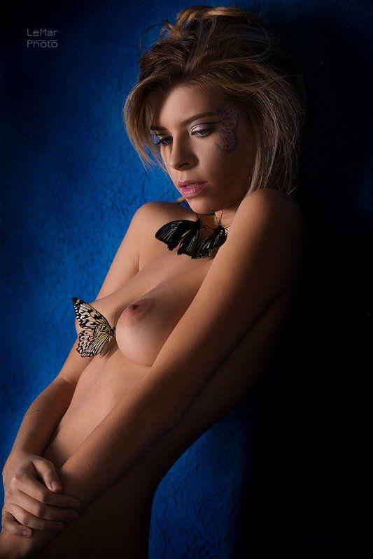 девушка, модель, фотосессия, ню, фотограф ню, фотосессия ню, москва, бабочка butterflyphoto preview