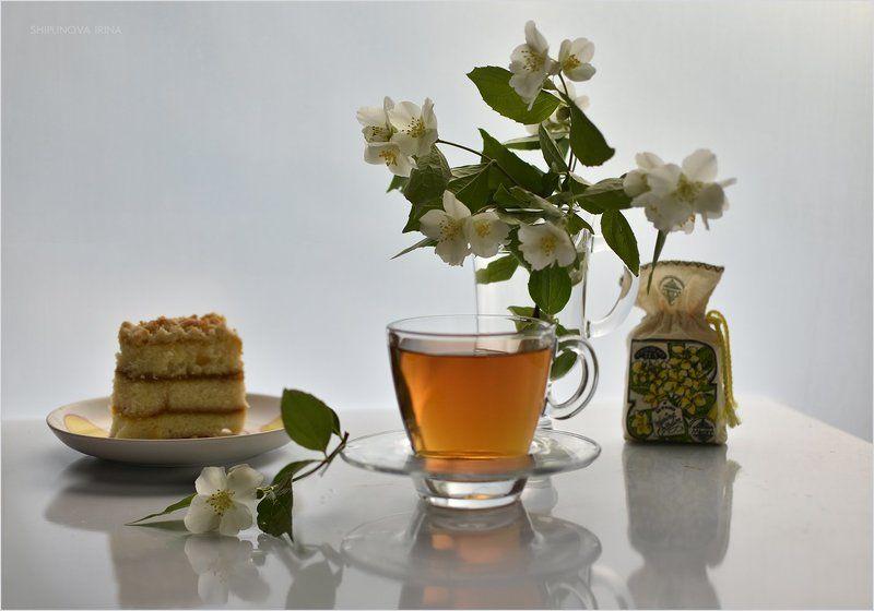 Чай с жасминомphoto preview