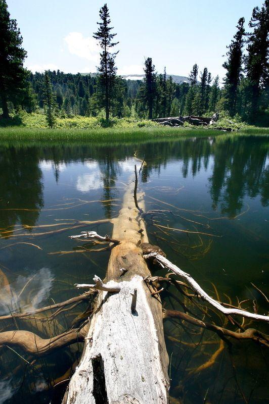Каракольские озера (озера №1)photo preview