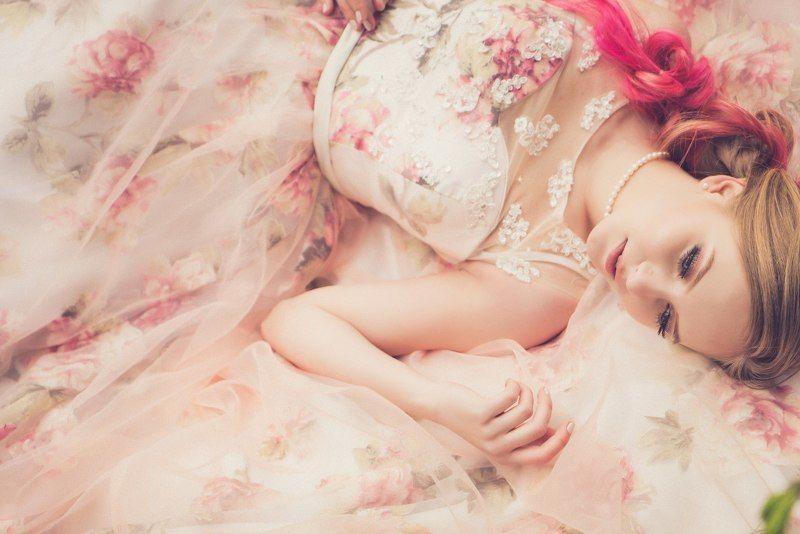 нежность, весна, винтаж, девушка, красота Сама нежность- Викторияphoto preview