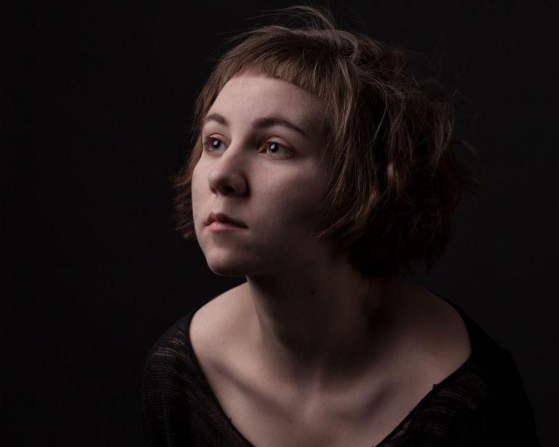 портрет девушка Портрет Лены Unterseeboot Doktorphoto preview