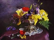 Таинство цветов...