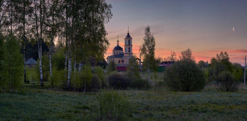 Веет с поля ночная прохлада...©photo preview