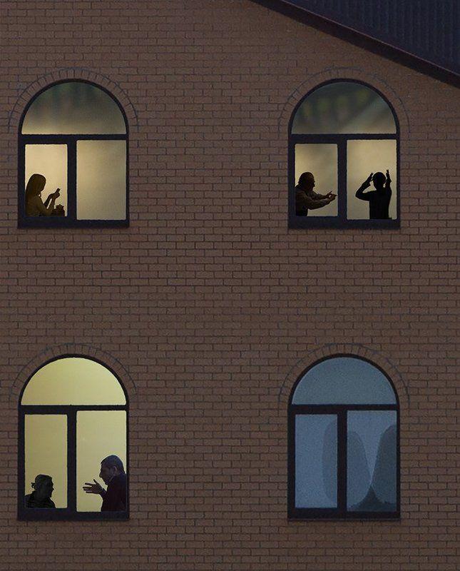 В ночные окна вглядываюсь яphoto preview
