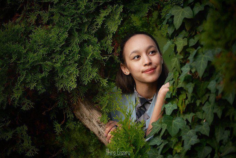 portrait, outdoor Жасмин IIphoto preview