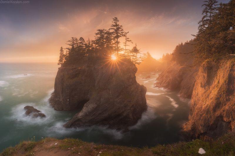 Орегон, США Сказочный островphoto preview