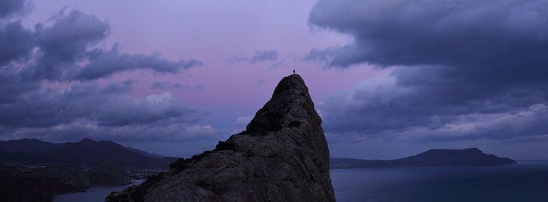 Тревожный закат над Коба-Кая llphoto preview