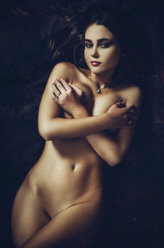 woman, nude, beauty, studio, light Enviephoto preview