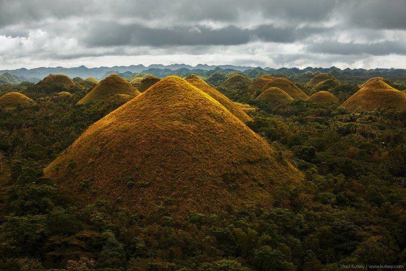 bohol, philippines, island, chocolate_hills, hills, travel, adventure, asia, филиппины, остров, холмы, шоколадныехолмы, шоколадные_холмы, азия, пейзаж, экспедиция, джунгли Филиппинский шоколадphoto preview