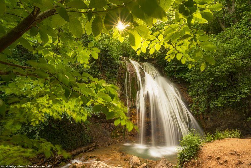 #крым #джур_джур #алушта #хапхал #водопад #павел_филатов #pavel_filatov #filatovpavelaltai Джур-Джурphoto preview