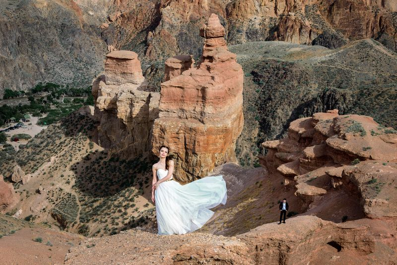 Свадьба в Долине Замков на Чарынеphoto preview