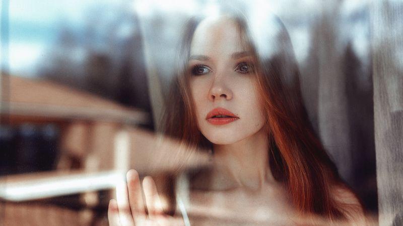 портрет, арт, модель, portrait, art Таняphoto preview