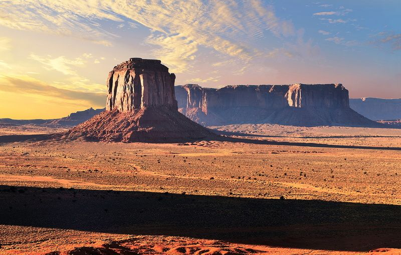 Sunset in Monument Valleyphoto preview