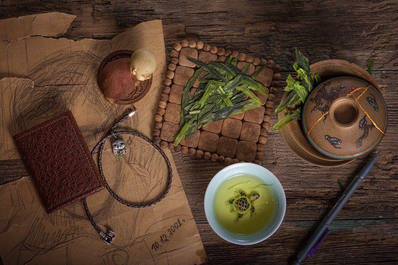 Чайные этюды: Вечерние зарисовкиphoto preview