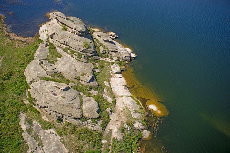 Казахстан, Алтай, озеро, скалы, дрон, аэро, коптер, aerial Пособие по развитию фантазииphoto preview