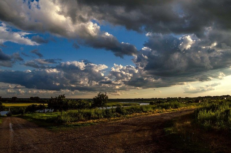По дороге с облакамиphoto preview