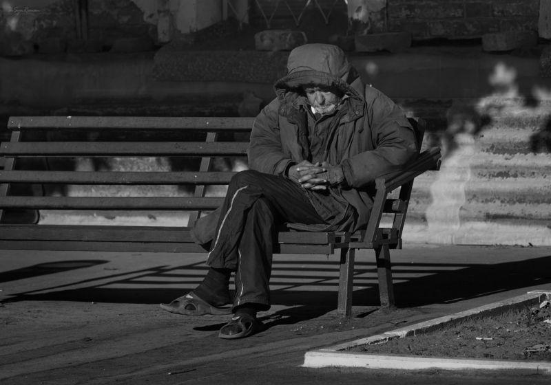 мужчина, портрет, жанр,улица Угол ...photo preview