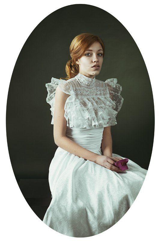 портрет, студия,  Машаphoto preview