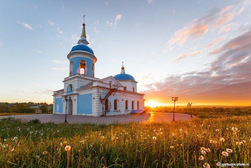 Першино, Церковь Казанской иконы Божией Материphoto preview