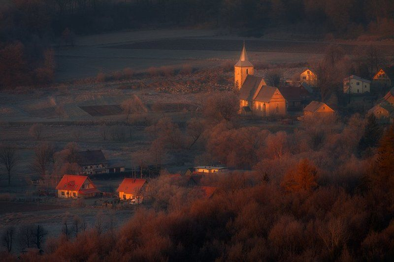 landscape,canon,mist,light,autumn In the Early Morning Hours...photo preview