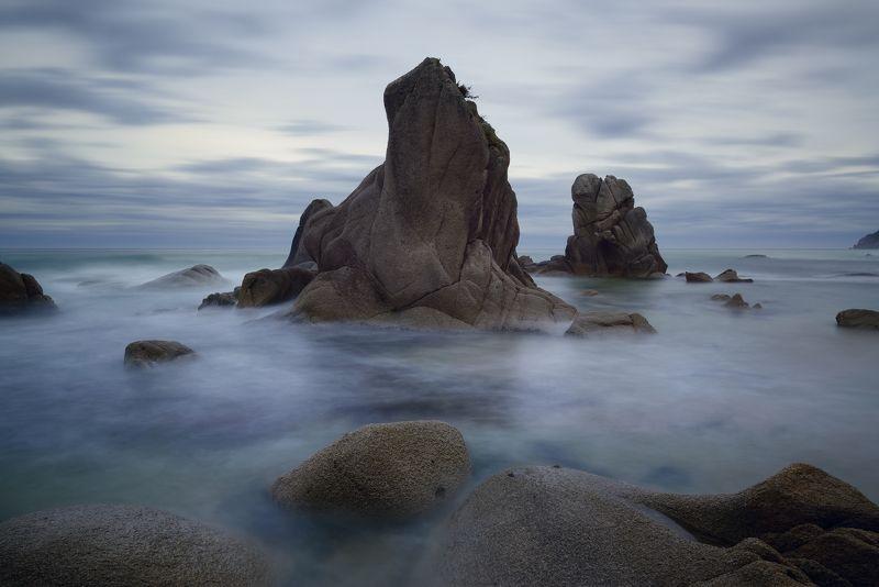 Японское море. Бухта для двоих...photo preview