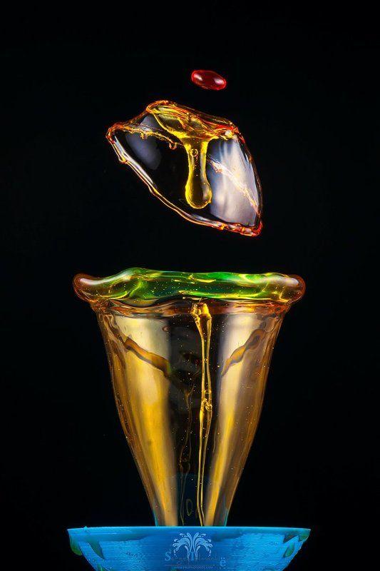 капли, жидкость, макро, арт, всплеск, сергейтолмачев, liquidart, art, liquid Леденецphoto preview