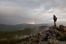 Туман и радуга