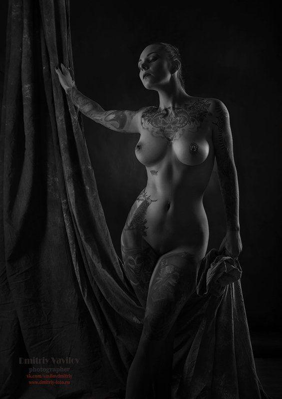 ню, эротика, art_vavilov, Дашаphoto preview