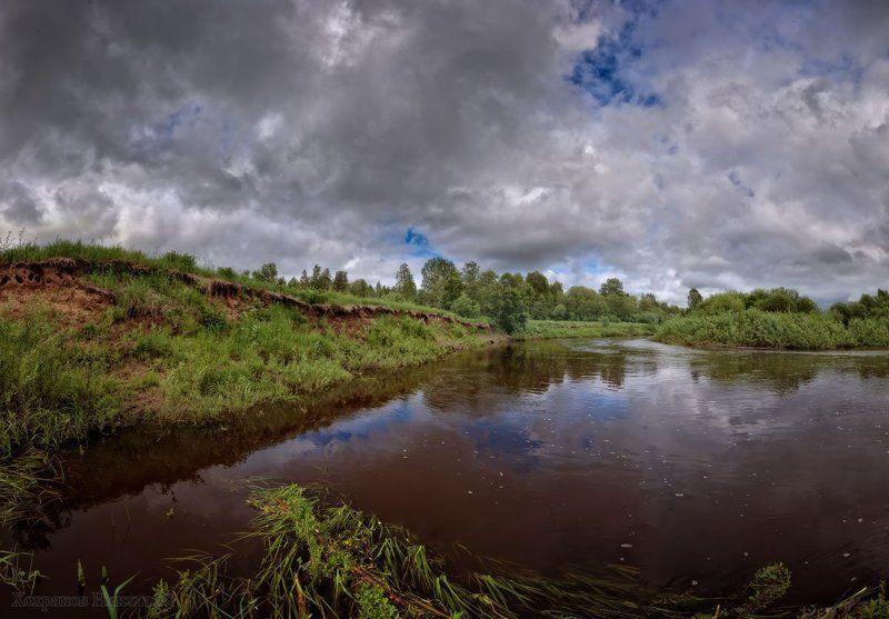 бегут облака...photo preview