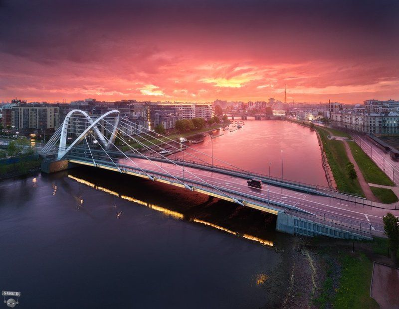 Лазаревский мост, Малая Невкаphoto preview