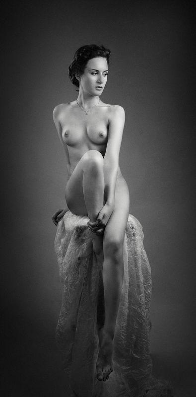 ню, эротика, портрет Эляphoto preview