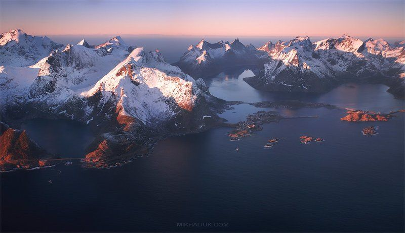 Lofoten Islands.photo preview