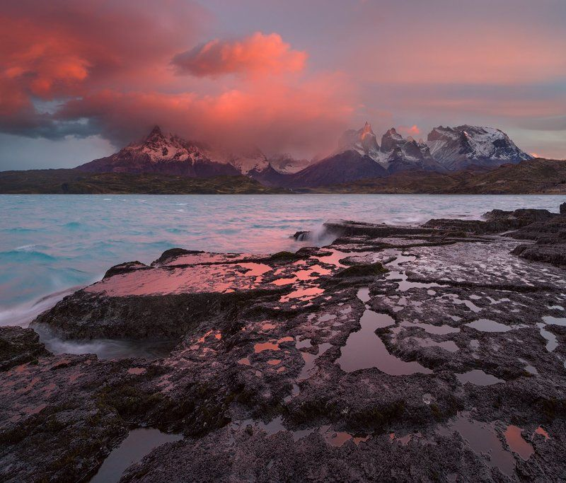 sv-phototravel.com, патагония Извержение рассветаphoto preview