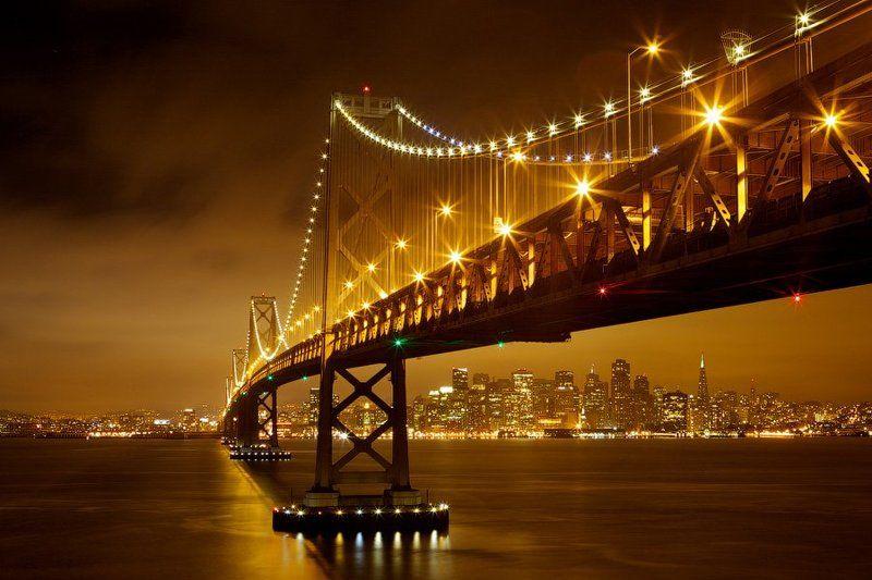 bay, bridge, usa, san francisco Bay Bridgephoto preview