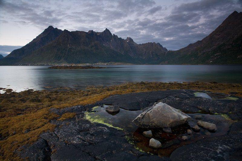 norway, lofoten Lofoten Night #2photo preview