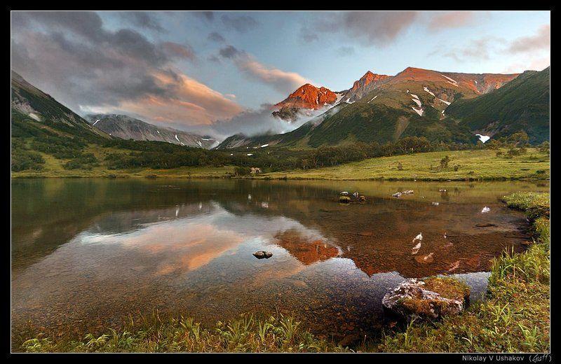 камчатка, вачкажец Путешествие на Вачкажец - 4photo preview