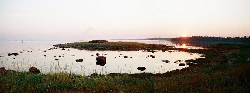 Белое море...photo preview