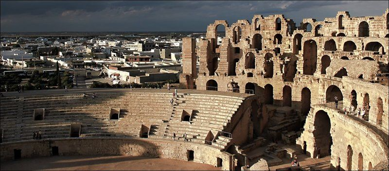 Немой свидетель Колизей ...photo preview