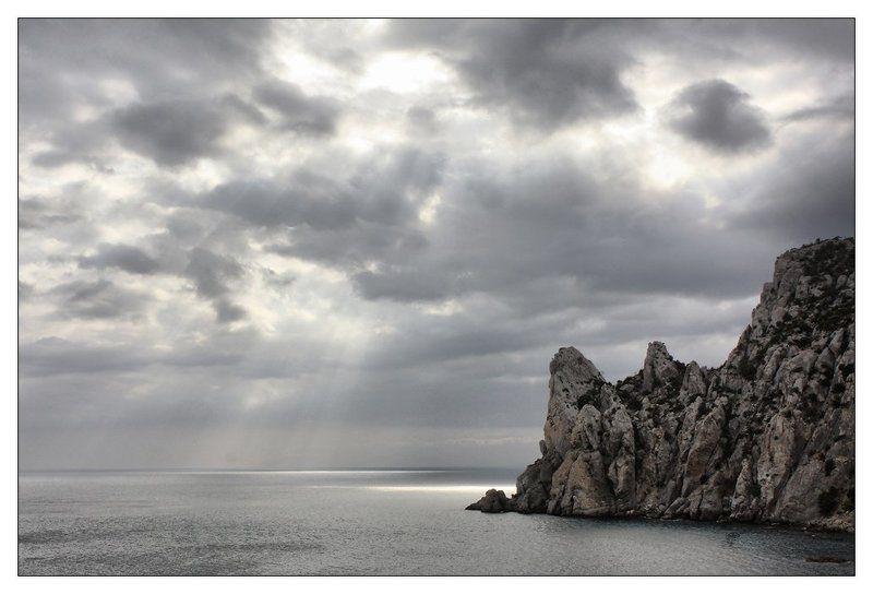море, крым, караул-оба, новый_свет * * *photo preview