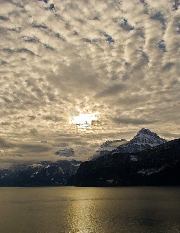 Небесный пахарь.photo preview