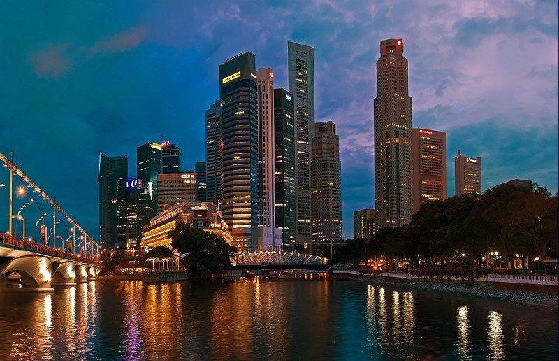 Сингапур,рекаphoto preview