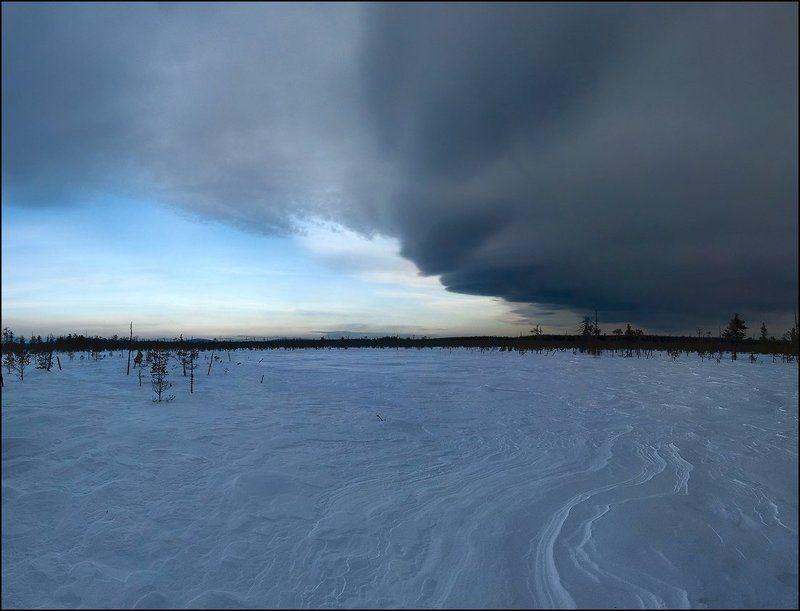 северный, урал, хмао, зима, вогулы про фантомы небесphoto preview