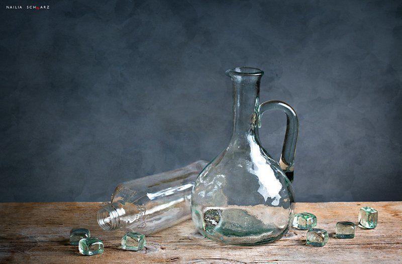 стекло, натюрморт, предметы Стекляшкиphoto preview