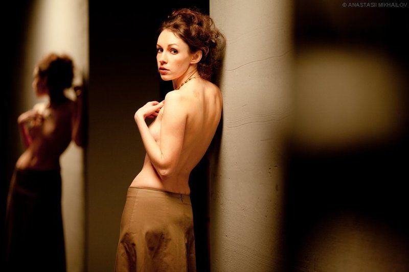laura kogan, ню, зеркало В зеркалеphoto preview