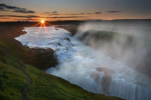 В краю непуганых водопадов