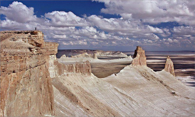 бозжира, плато устюрт, казахстан Бозжира - казахстанская Аризонаphoto preview