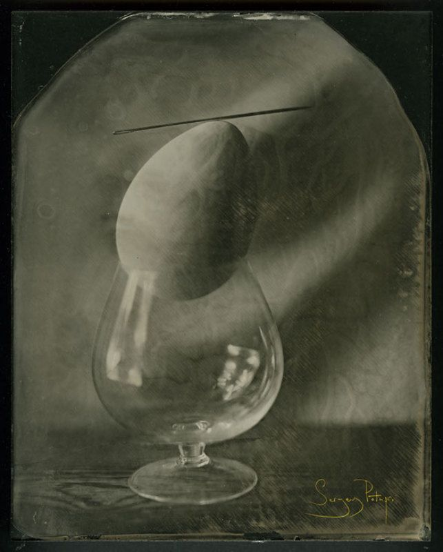 wet, plate, collodion, ambrotype photo preview